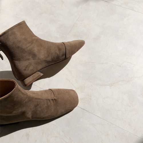 lavie ankle boots (베이지/블랙)