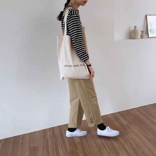 tropica overalls pants (베이지)